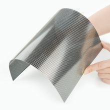 18*30 см 0,6 мм мягкая тонкая печатная плата Гибкая односторонняя FR4 печатная плата SMD печатная плата Peg прототип 20*30 см 0,4 мм матричная печатная бумага