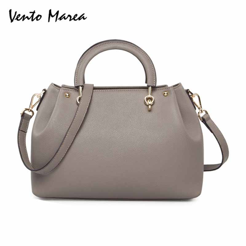 Vento Marea Lady Shoulder Bag Women Handbags Carteras Y Bolsos De Mujer Tote Bag Crossbody Bag Sac A Main Femme De Marque