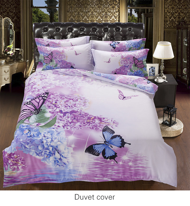 Popular Butterfly Comforter Set Buy Cheap Butterfly