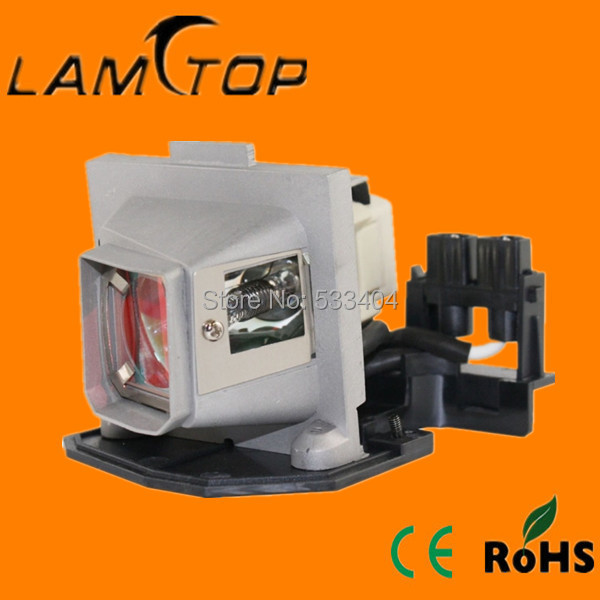FREE SHIPPING   LAMTOP  projector lamp with housing  SP.89M01GC01  for   EP628 projector color wheel for optoma hd80 free shipping