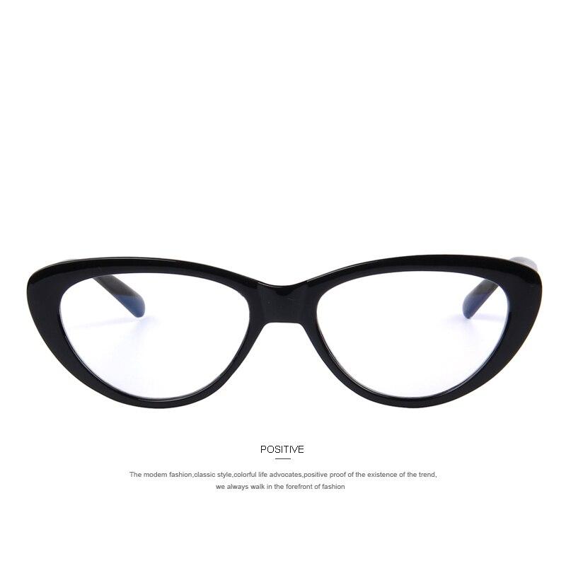 aliexpresscom buy merrystore fashion women cat eye eyeglasses frames clear cat eye glasses frame high quality vintage glasses for women from reliable