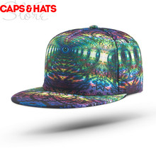 1c0becd0c96 2018 Punk Rock Gorra Hip Hop Snapback Printing 3D Personalized Cool Flat Hat  Astroworld Baseball Cap