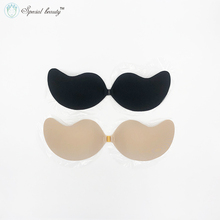 cd51a9e7138ed Special beauty Super Push Up Sexy Breathable Reusable Self adhesive  Strapless
