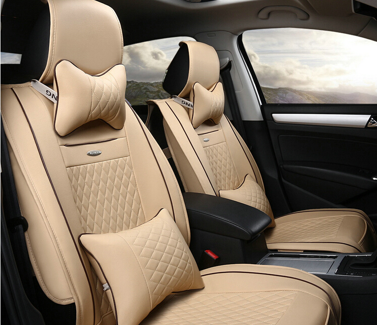 Full Set Car Seat Covers For Nissan X Trail T32 2017 2014 Durable Breathable Xtrail 2016Free Shipping In Automobiles From