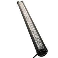 Waterproof 1Pcs 306W 102 X 3W 30600 LM Car LED Bar IP67 LED Work Lamp FloodLight Spot Lighting For Boating Hunting Fishing Light