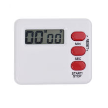 1 Pcs Baru Fashion Mini Berguna Dapur Timer Countdown Olahraga Belajar Istirahat Digital 99 Menit LCD Dapur Clock Hot Sale(China)