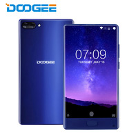2017 Best DOOGEE MIX 5.5 inch 6GB+64Gb/4GB+64GB Android 7.0 Helio P25 Octa Core 2.5GHz Metal Body Front Fingerprint Sensor