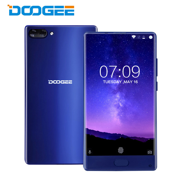 2017 best doogee mix 5 inch 6gb 64gb 4gb 64gb android 7 0 helio