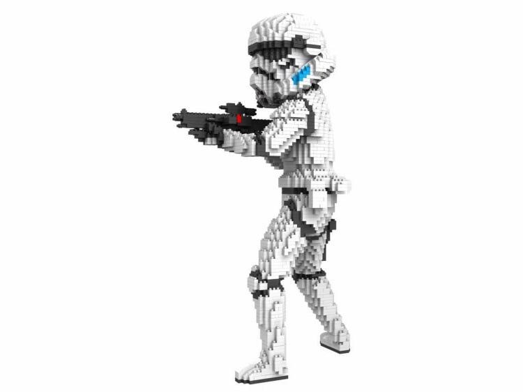 Navio de Guerra Compatível lp Dhl 22001 Legoing