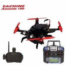Eachine Assassin 180 FPV w/Eachine VR-007 HD Goggles I6 Transmitter Built In OSD GPS NAZE32 RTF Mode2