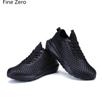 Fine Zero Super 2017 Men Casual Shoes Canvas Camouflage Star Style Male Shoes Comfort Soft Walking
