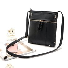 2018 women messenger bags cross body designer handbags high quality women handbag famous brand bolsos purse shoulder bag S-128