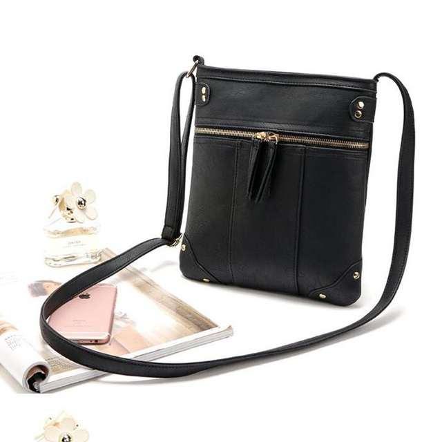 Placeholder 2018 Women Messenger Bags Cross Body Designer Handbags High Quality Handbag Famous Brand Bolsos Purse