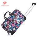 Famosa marca de gran capacidad 18L femenina maletas trolley masculina mujeres de equipaje bolsas de viaje maleta portátil TB00032 mala de viagem