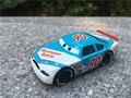 Original Pixar Car Movie 1:55 Metal Diecast Racer NO.90 Bumper Save Toy Cars New Loose
