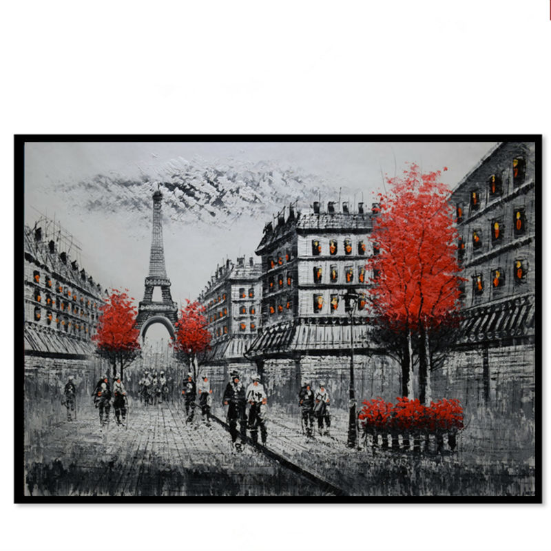 Compra pinturas abstractas en blanco y negro online al por mayor de china mayoristas de - Blanco y negro paint ...