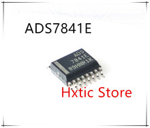 NEW 10PCS/LOT ADS7841E S7841 ADS7841 SSOP-16 IC