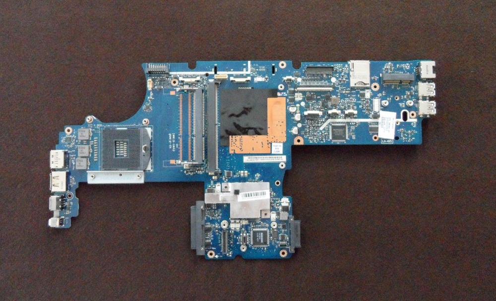 595764-001 for HP LA-4951P Intel Laptop motherboard for HP 595764 001 QM57 100% Tested and guaranteed in good working condition!  free shipping 595764 001 kaq00 la 4951p for hp elitebook 8540p 8540w series laptop motherboard all functions 100