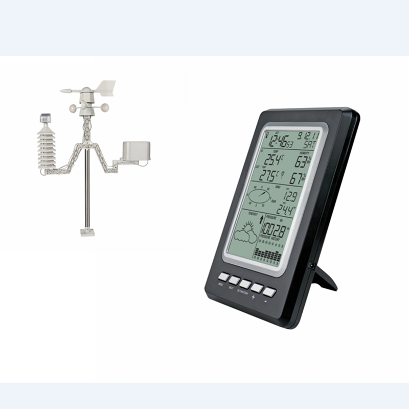 Professional  Wireless Weather Station Temperature Humidity Rain Pressure Wind Speed Direction Weather Center  Weather ForecastProfessional  Wireless Weather Station Temperature Humidity Rain Pressure Wind Speed Direction Weather Center  Weather Forecast
