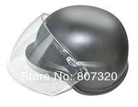 Ee.uu. SWAT Paintball M88 PASGT Kevlar Helmet w / Visor OD BK