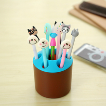 practical multifunction furniture. New 5 Color Porous Desktop Pen Holder Multifunction Containers Practical Leisure Furniture Items Stationery Papelaria