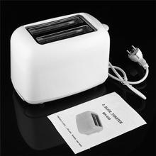 Adoolla герметичное хранилище для дома автоматический электрический тостер для хлеба для завтрак хлеб печь сэндвич