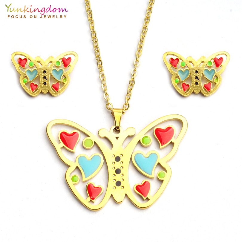 Yunkingdom Butterfly Resin...