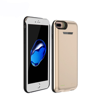 XSY&G 5500mAh Battery Charger Case On For iPhone 7 Power bank Protection On For iPhone 8 External Charging Cover