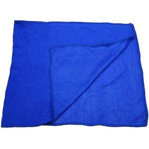 Image 5 - Auto Lkw Reinigung Handtuch 10 teile/satz Blau Auto Styling Weiche Mikrofaser Waschen Reinigung Politur Handtuch Tuch 30*30cm