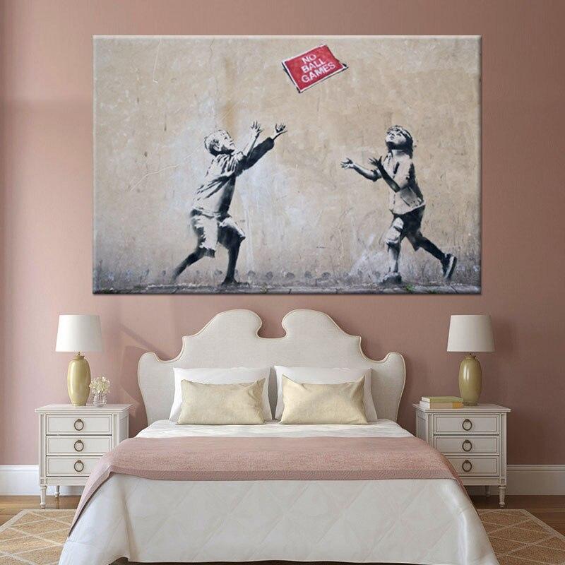 Achetez en Gros Toile art banksy en Ligne à des Grossistes
