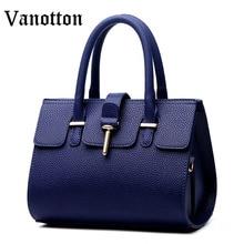 2016 famous brand women's bag handbag pu leather bags for women handbag fashion casual woman shoulder bag women messenger bags