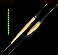 Lunimous Float LED Night Fishing Float Reed Main Body More Light And Sensitive