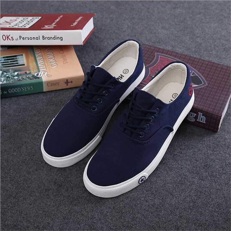 e88c09afab52 2016 new men shoes new British style charm white low canvas shoes men shoes  casual shoes men sxh 140-in Men s Casual Shoes from Shoes on Aliexpress.com  ...