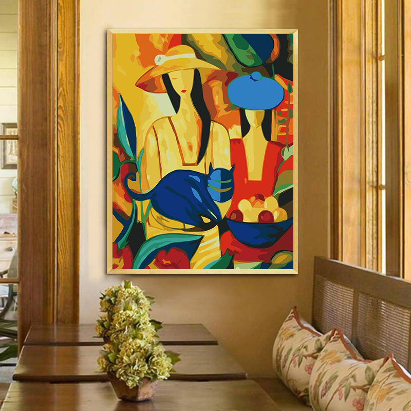 ᑎ‰40*50 cm cuadros pared arte decoracion decoración Picasso tocador ...