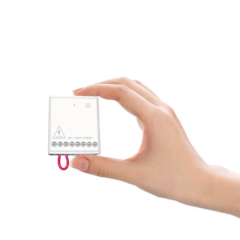 2019 Original Aqara Wireless Relay Module Two-way Control Double Switch Smart Device For Xiaomi Mijia Mi Home Apple Home Kit