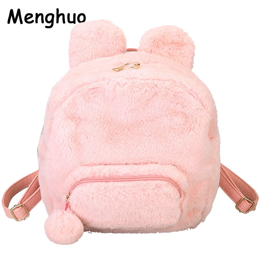 bolsa de mochilas de pelúcia Handle/strap Tipo : Soft Handle