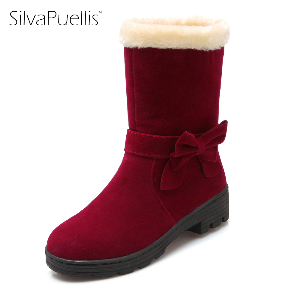Online Get Cheap Stylish Snow Boots Aliexpress Com Alibaba Group