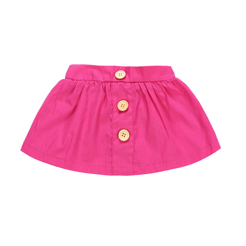 Childrens suit 2018 summer new style girls flying sleeves flower T-shirt + pink skirt + hair band fashion three-piece suit