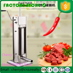 commercial sausage making machine small size filling machine sausage manual sausage stuffer anual sausage linker