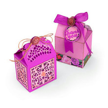 Floral Gift Box Cutting Dies