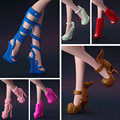 2017 NEW Multi-styles Original Shoes For Monster high  Dolls Fashionable Doll Accessories 15 style available
