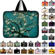 Van Gogh Tragbare Ultrabook Weiche Sleeve Laptop Tasche Fall Abdeckung für MacBook 9,7 11,6 13,3 14,4 15 15,6 17,3 zoll für Asus Acer HP