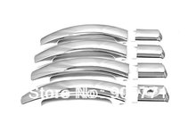 High Quality Chrome Door Handle Cover for Ford Mondeo 2000-2007 free shipping