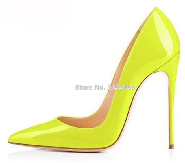 ALMUDENA Best Sale Nude Black Red High Heel Women Shoes Pointed Toe Stiletto Heels Wedding Shoes Shallow Party Pumps Dropship