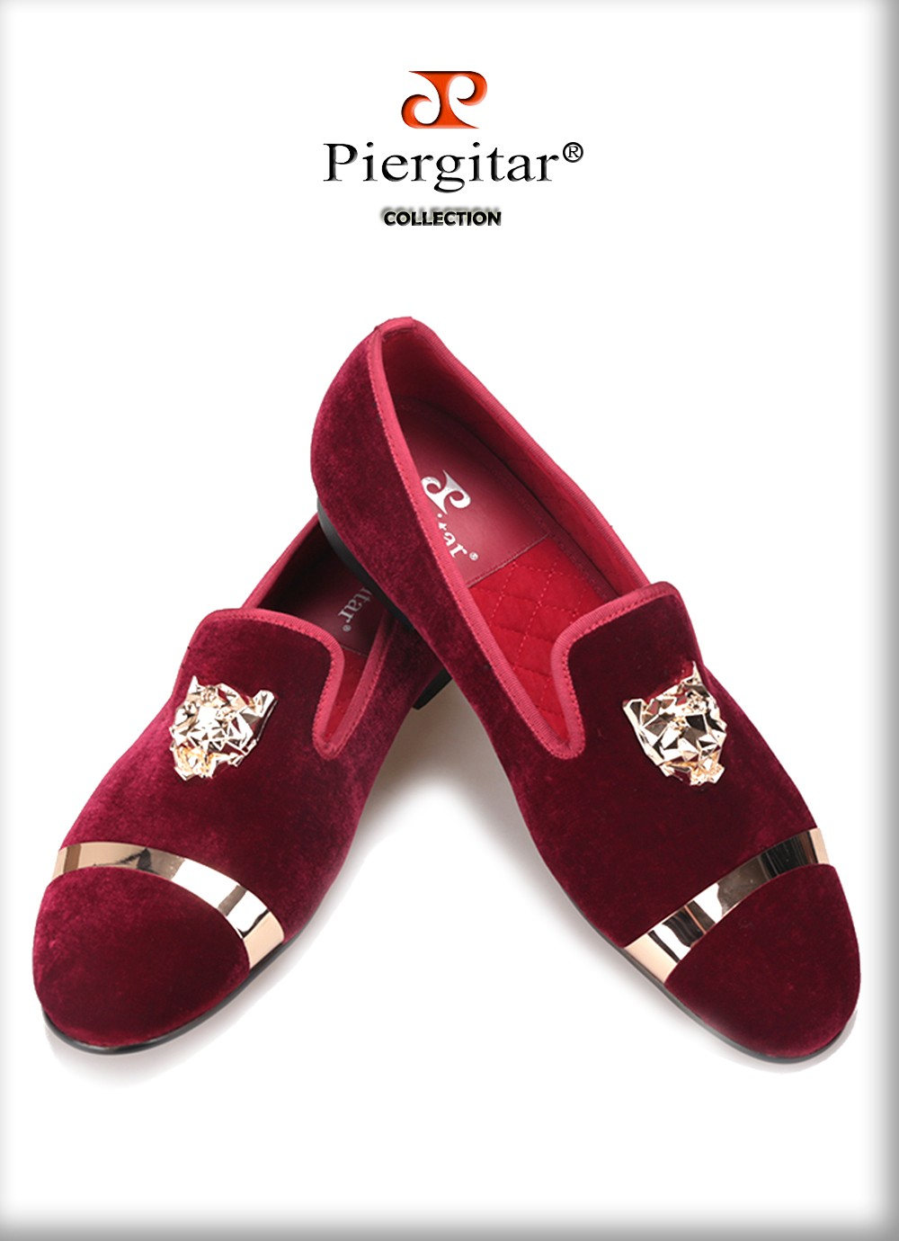 New fashion men party and wedding handmade loafers men velvet shoes ... 8cb91362e097