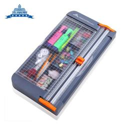 Suministros de oficina, accesorios de escritorio, cortador de papel multifunción con organizador de papelería, caja de almacenamiento, herramientas para máquina de corte