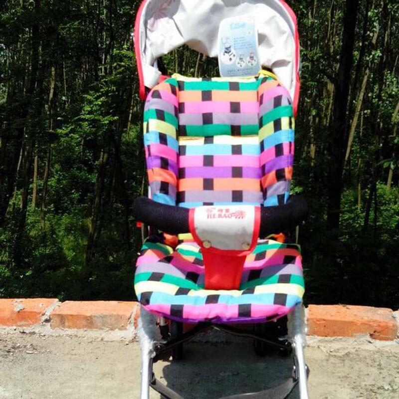 Cochecito de Bebé de Dibujos Animados Asiento Térmico Espesar - Actividad y equipamiento para niños - foto 6