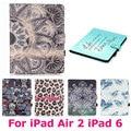 Colorido tablet pc case para apple ipad air2 air 2 ipad 6 anti-polvo de la gota resistencia a prueba de agua cubierta de la cáscara protectora de la piel bolsa