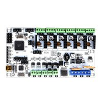 BIQU Rumba motherboard rumba MPU / 3D printer accessories RUMBA optimized version control Board For 3D printer