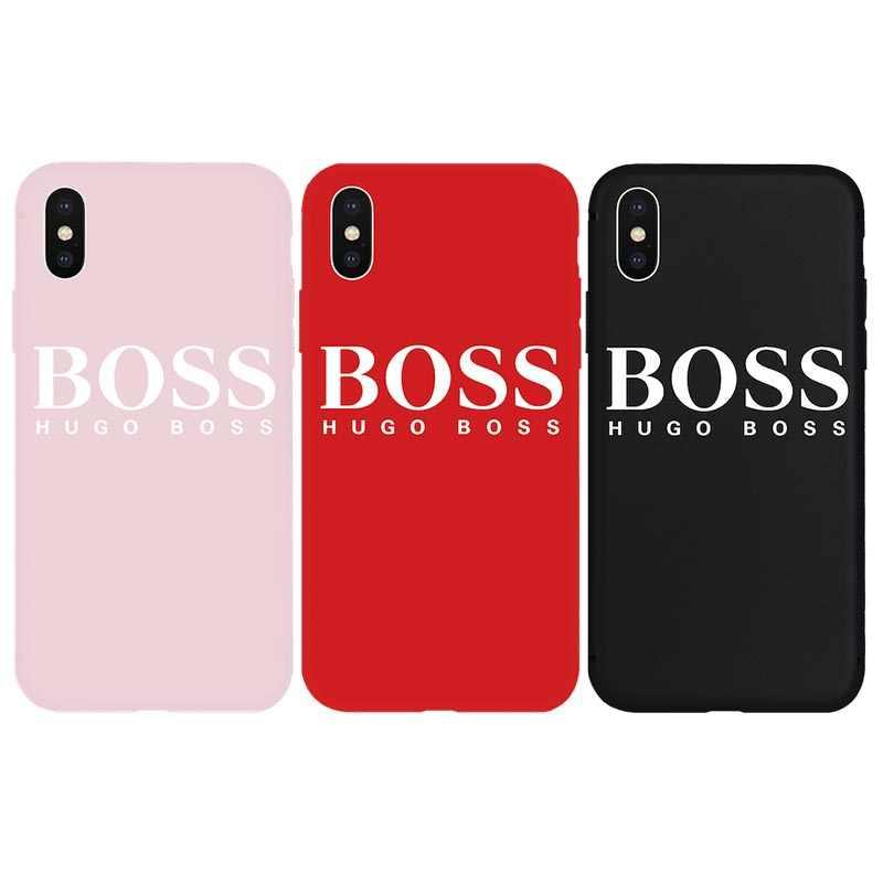 hugo boss iphone 8 plus case